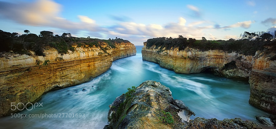 Photograph Loch ard Gorge by Oxy Z on 500px