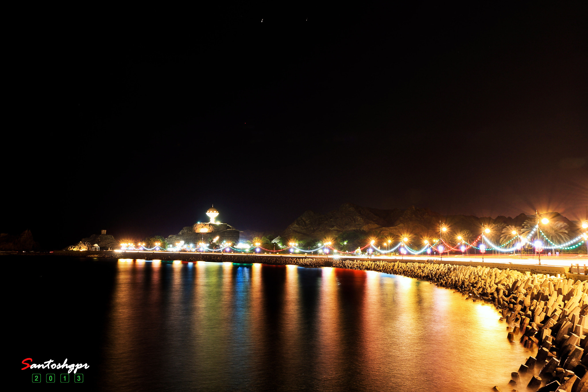 Photograph Muscat Marina .... by Santosh Prabhu on 500px