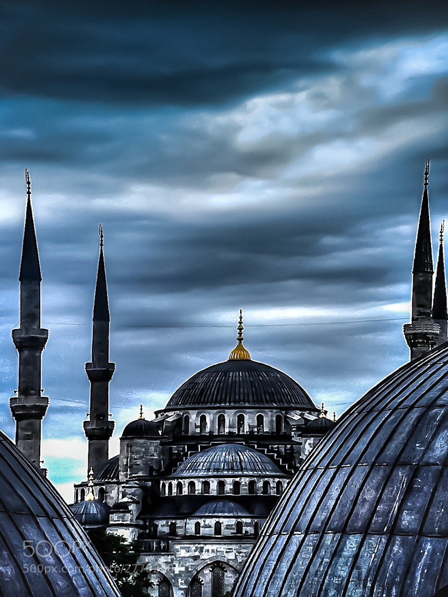 Photograph The Blue Mosque..... by Ali KoRdZaDeh on 500px