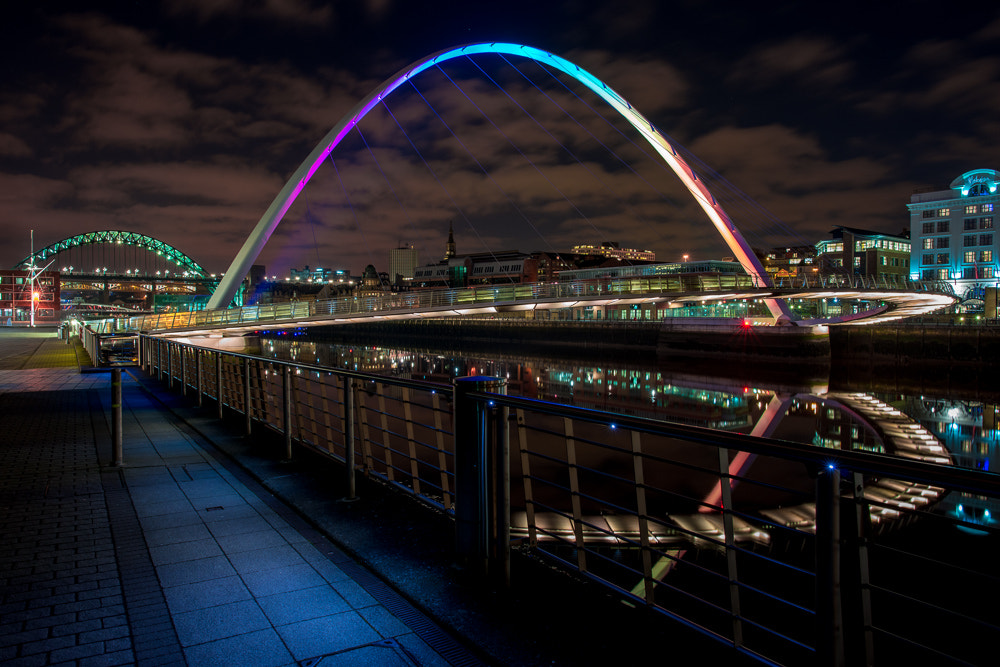 Photograph Tyneside Reflections by Colin Carter on 500px