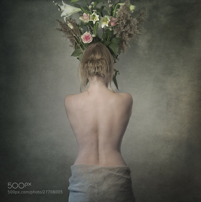 Photograph Human Vase by Sabrina de Vries on 500px
