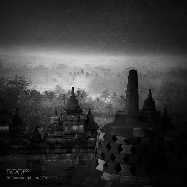 Photograph Borobudur by Hengki Koentjoro on 500px