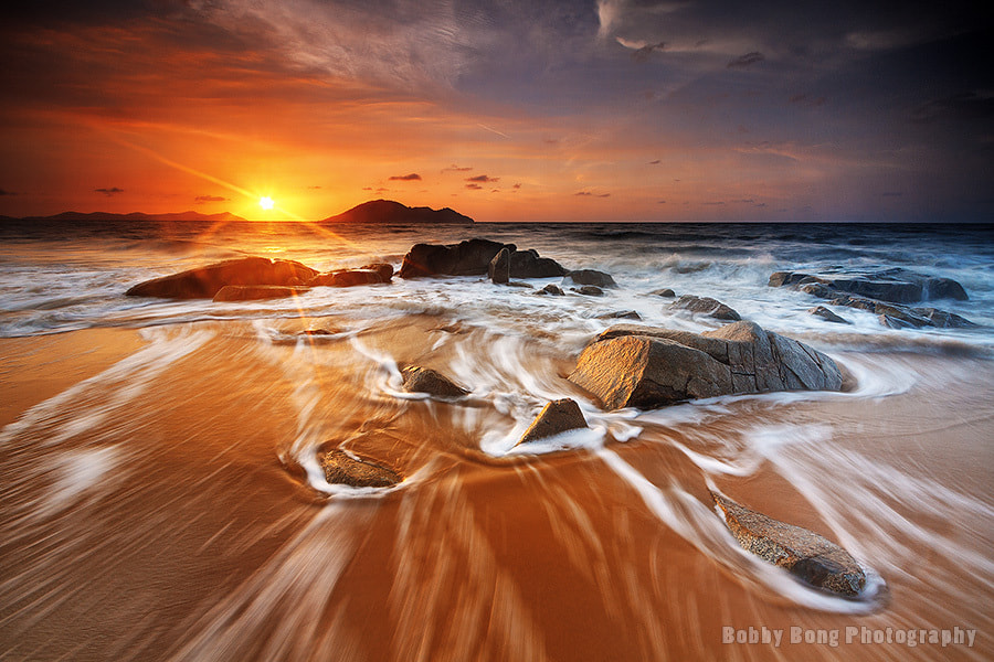 Photograph Kura-Kura Seascape by Bobby Bong on 500px