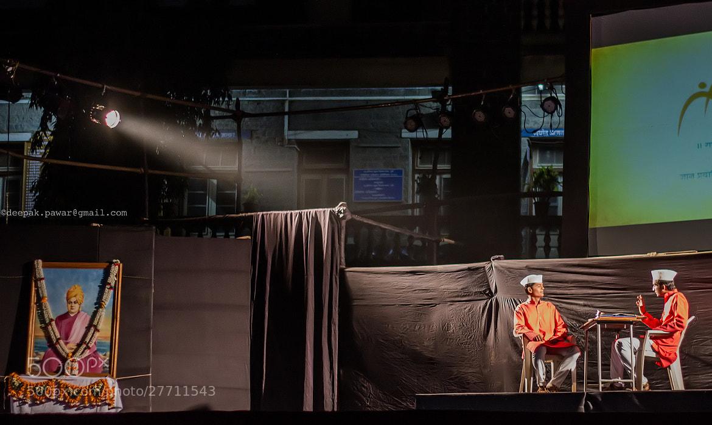 Photograph Under the spotlight by Deepak Pawar on 500px