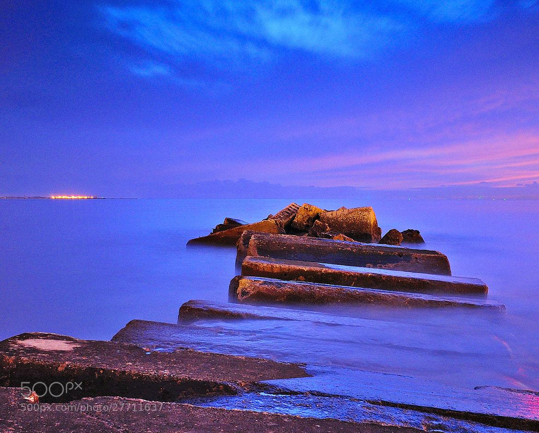 "Photograph Vivid Blue by Carlos Silva ""Avlisilva"" on 500px"