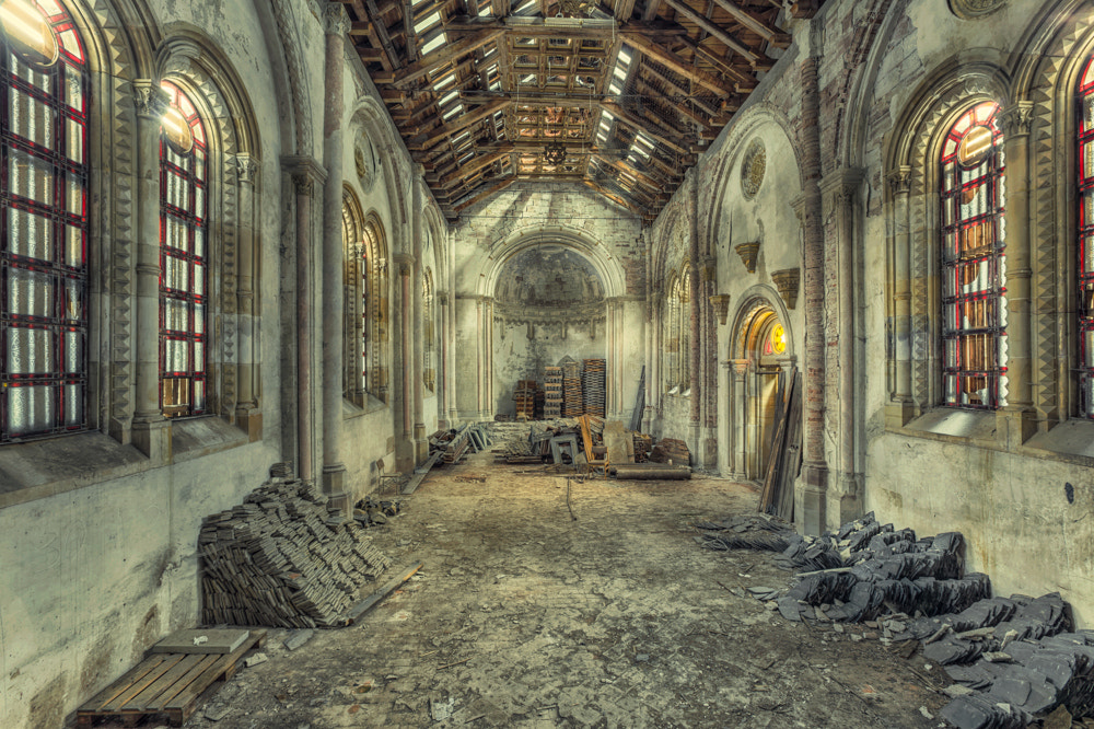 Photograph the forgotten capel by Christian Richter on 500px