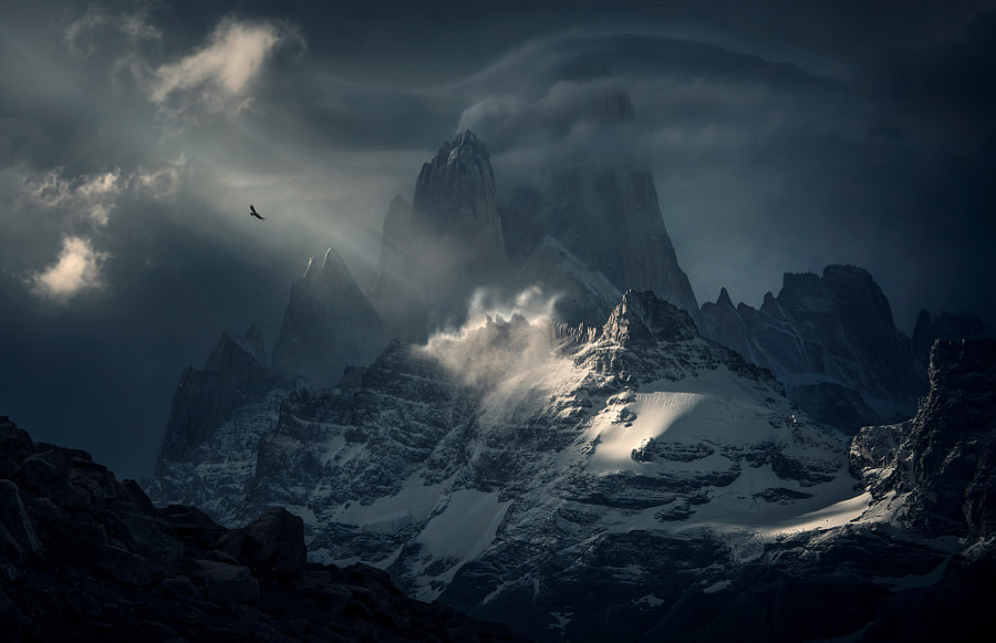 The Last Flight by Max Rive on 500px.com