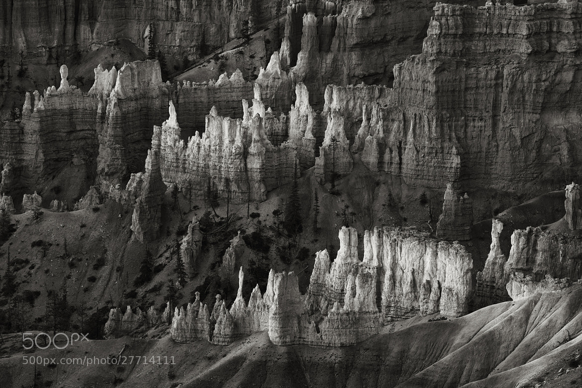 Photograph Bryce by Maurice Pitre on 500px