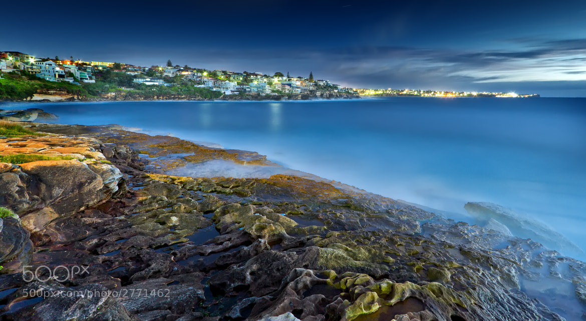 Photograph A New Day - Lurline Bay, Sydney by Mark Lucey on 500px