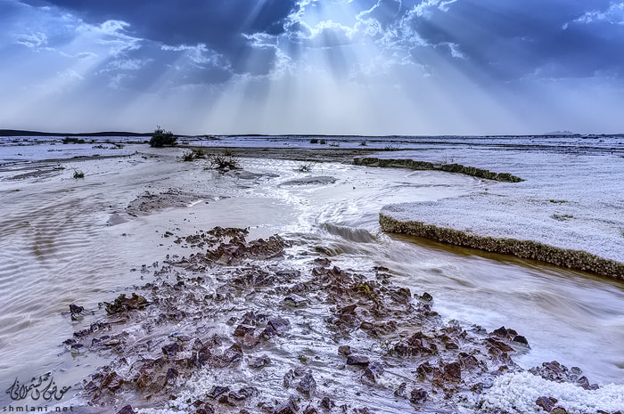Photograph Hail in the desert by Awadh alshmlani on 500px