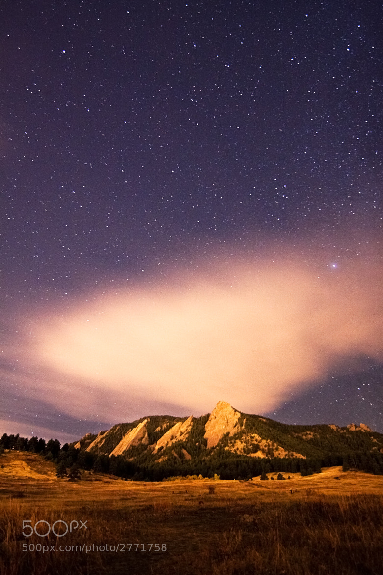 Photograph A Moonless Night by Ian Civgin on 500px