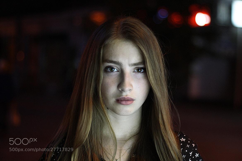 Photograph Tanya by Саша Ермолаева on 500px