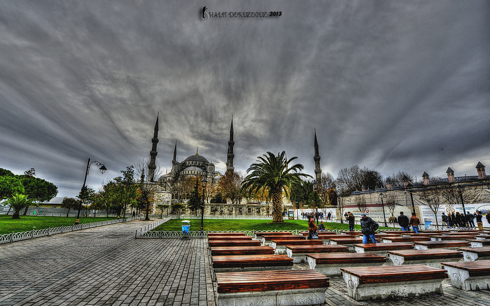 Photograph SULTAN AHMET  CAMİİ. by Halit DOKUZOĞUZ on 500px