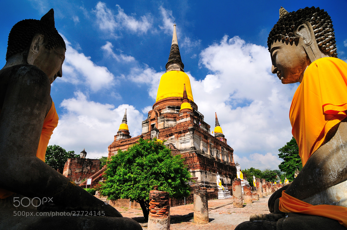 Photograph Ayutthaya, Thailand by Photos of Thailand .... on 500px