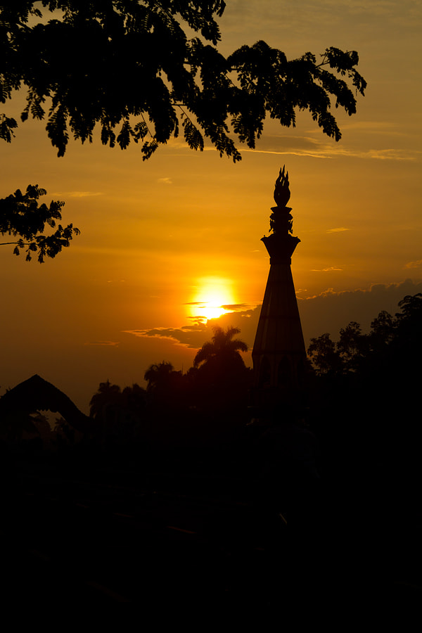 Photograph Morning Sun on TMII by John Huslim on 500px