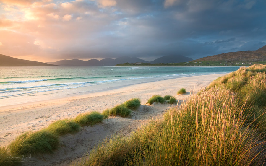 Heaven In Harris, автор — Adam West на 500px.com