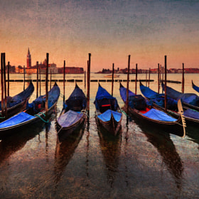 Painterly Venice by Csilla Zelko (csillogo11)) on 500px.com