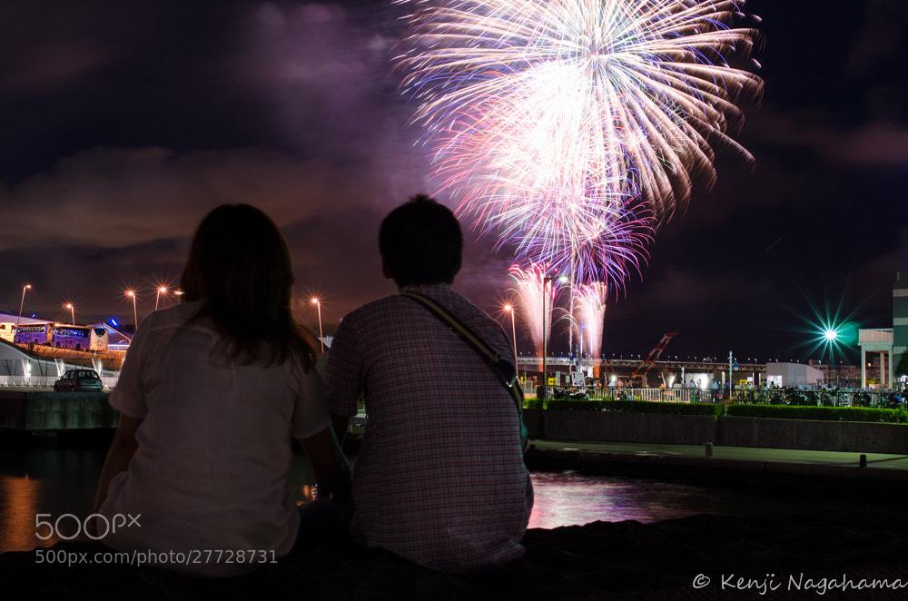 Photograph Yokohama Lovers (2/2) by Kenji Nagahama on 500px