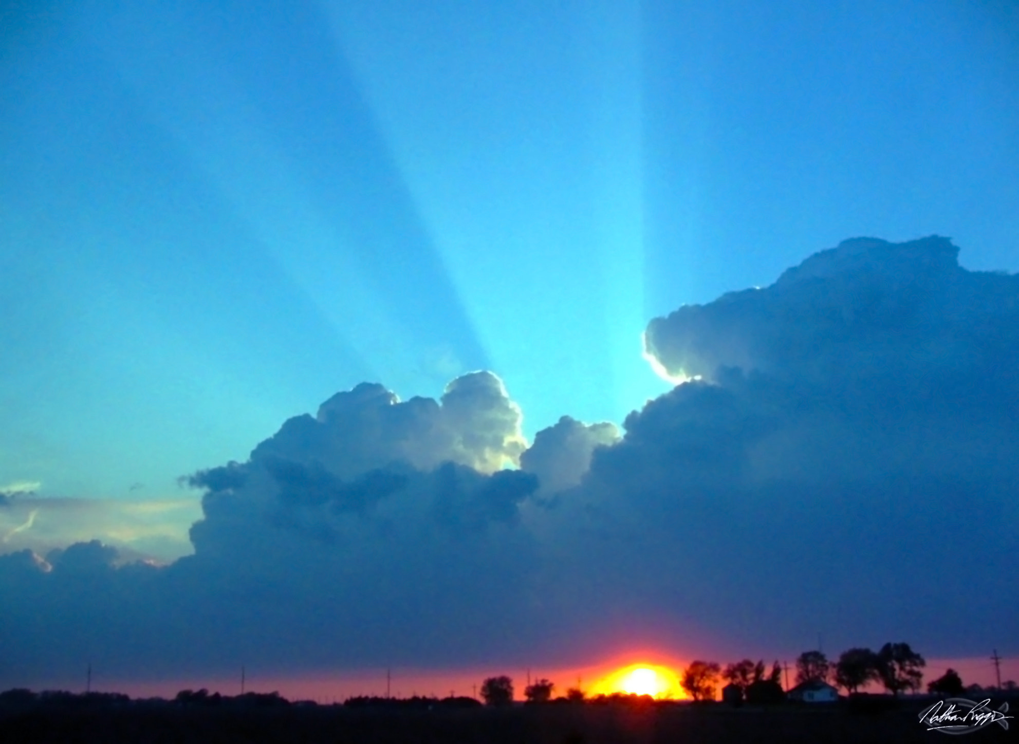 Photograph Rays of Sunlight by Nate Riggins on 500px