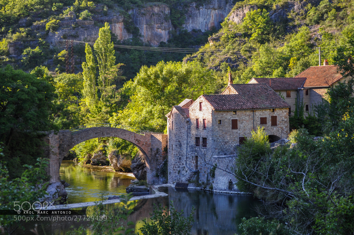 Photograph Medieval house on the river by Krol  Marc Antonio on 500px