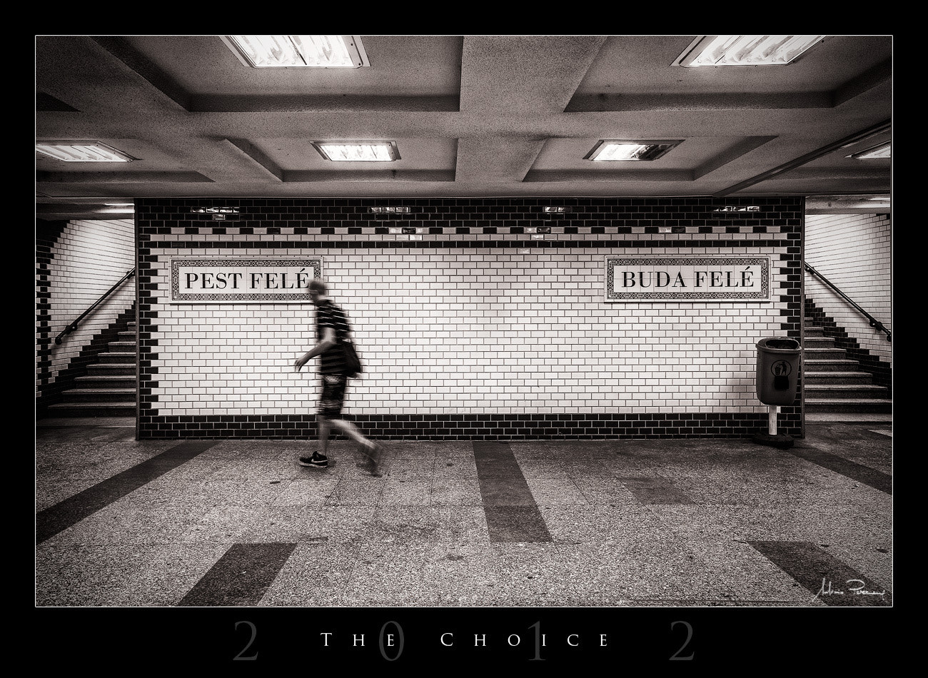 Photograph The Choice by Antonio Perrone on 500px