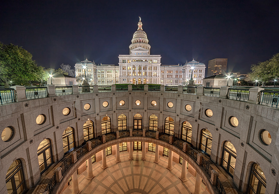Photograph Texas State Capitol  by Ellen Yeates on 500px