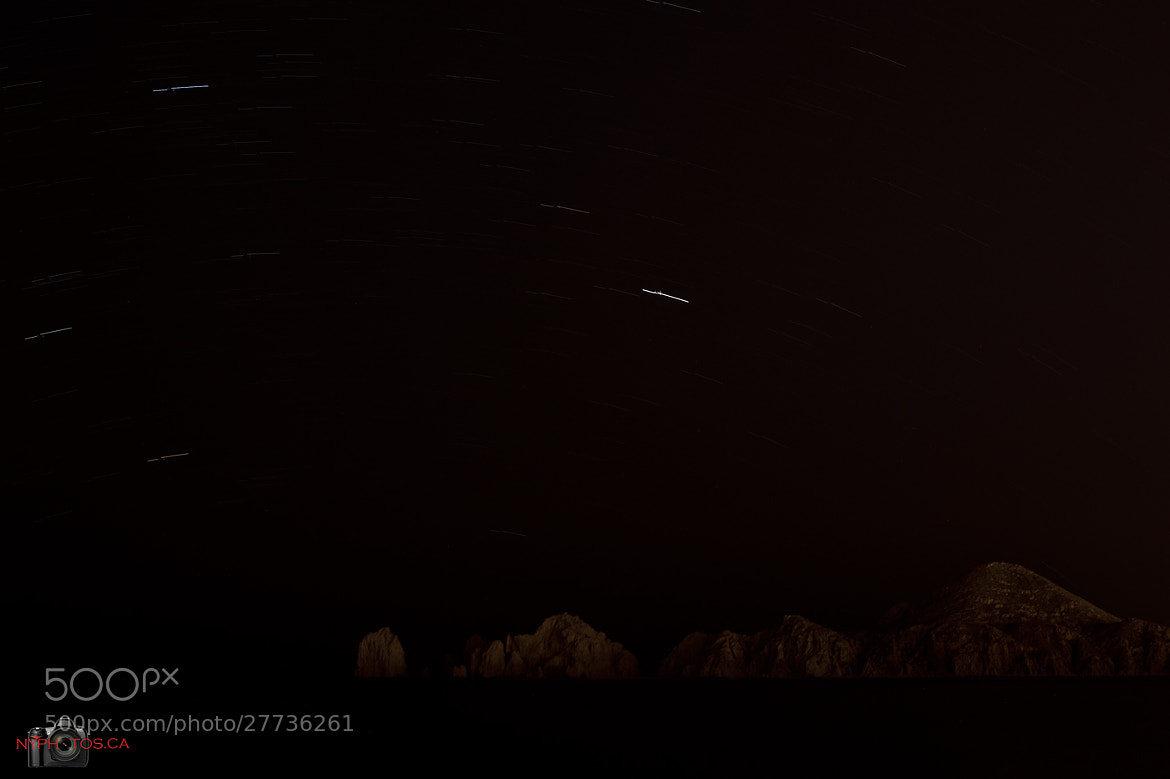 Photograph Lands End At Night by Neil Young on 500px