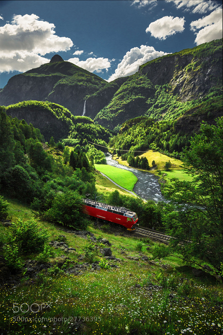 Photograph Flam I by Andrew Cawa on 500px