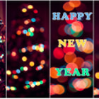 Постер, плакат: Happy New Year :
