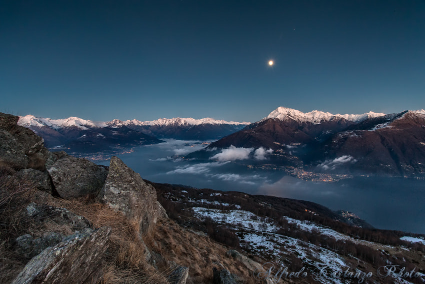 Photograph Alone with the Moon by Alfredo Costanzo on 500px