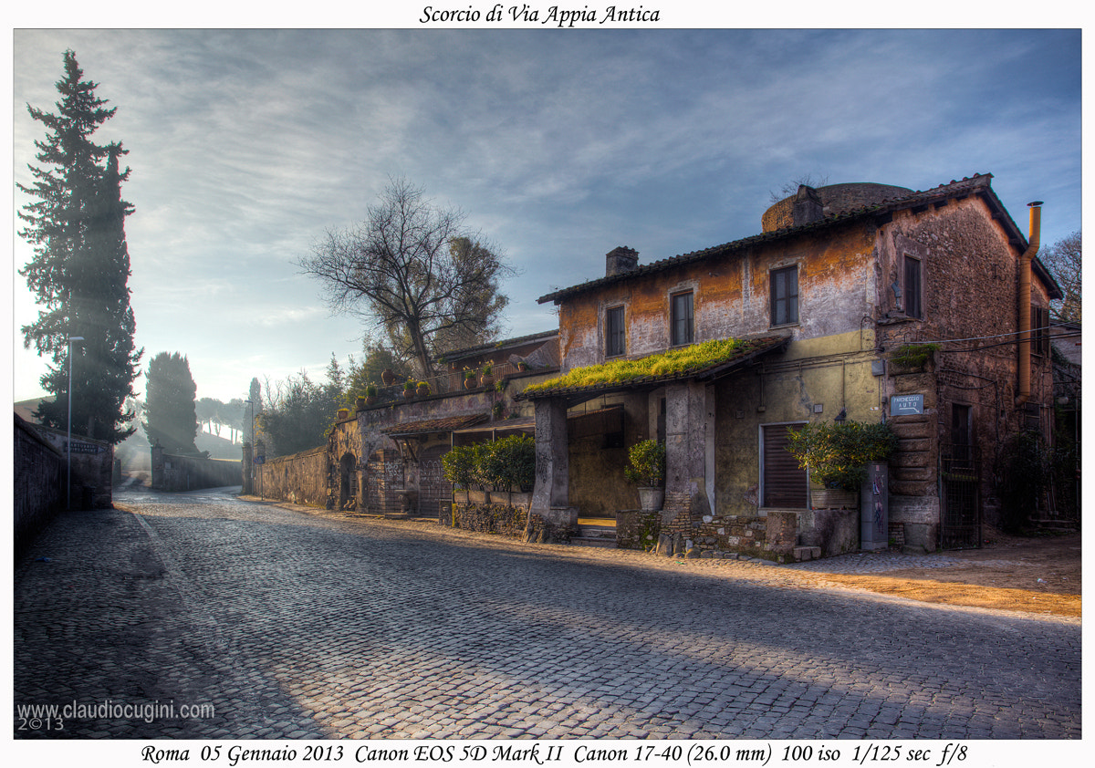 Photograph Old Appian Way by Claudio Cugini on 500px