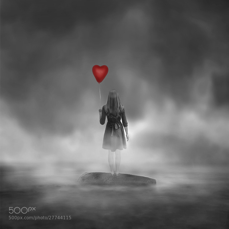 "Photograph ""Heavier the heart"" by Janne Olkkonen on 500px"