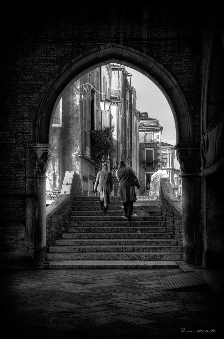 Photograph Venecia B/N by Miguel Angel Lorente Cánovas on 500px