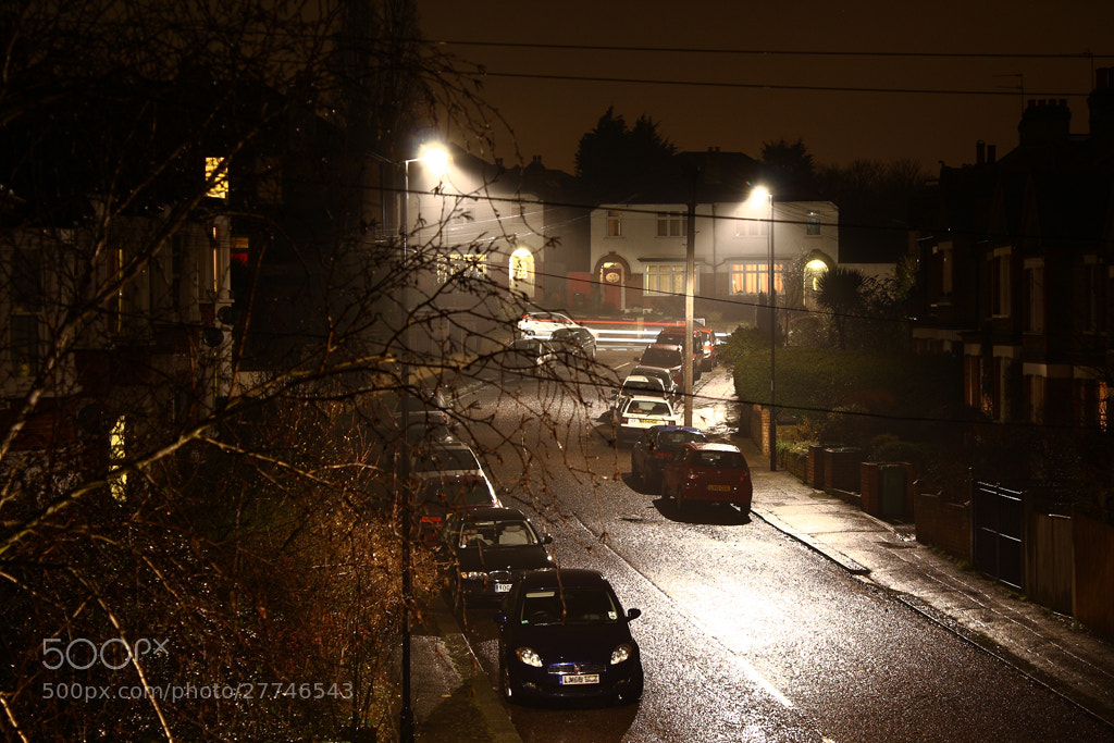 Photograph Another Wet Night. by Den Heffernon on 500px