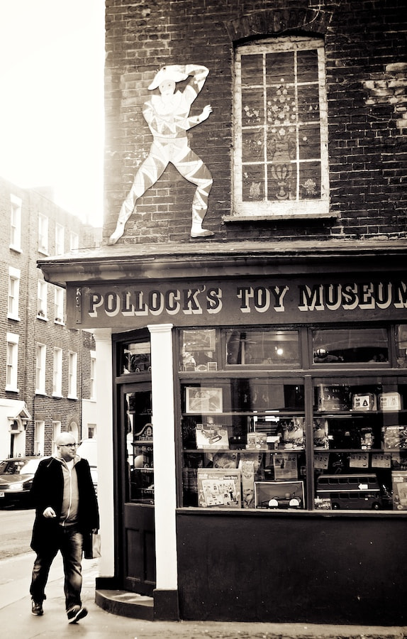 Photograph Pollocks Toy Museum by Sean Cheng on 500px