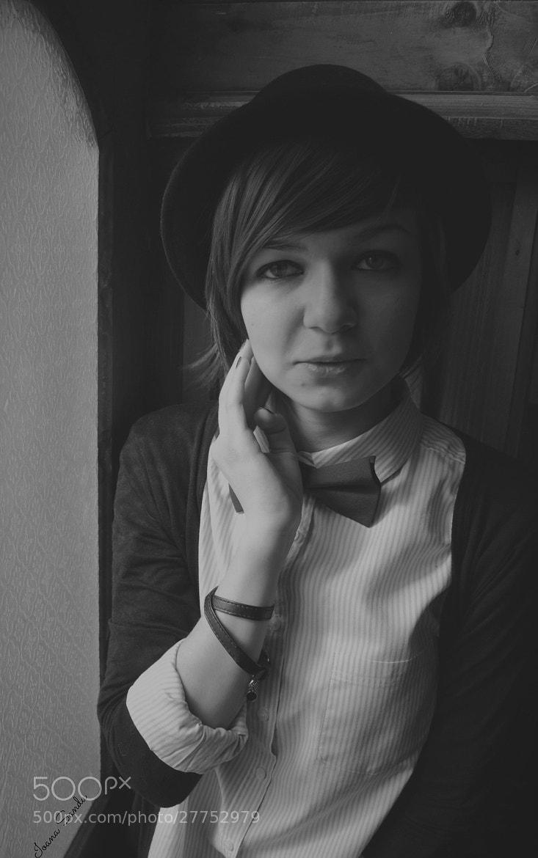 Photograph My charming lady by Ioana San on 500px