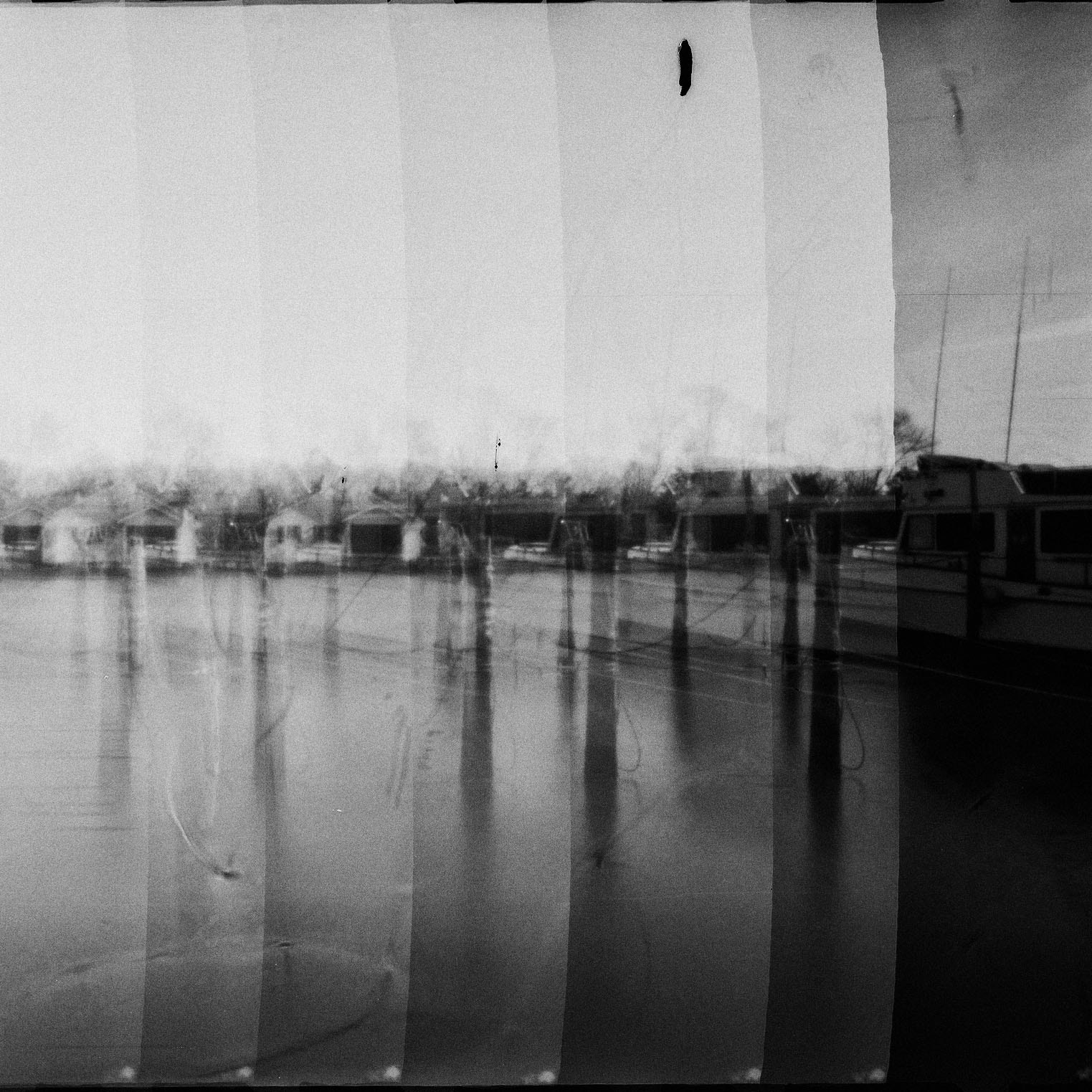 Photograph Ruined Film 1 by Evan Lavine on 500px