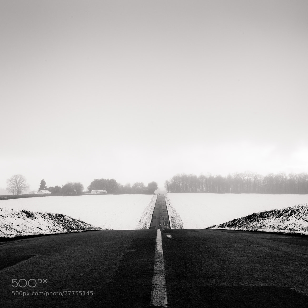 Photograph Straigth to whiteness by Olivier Bergeron on 500px