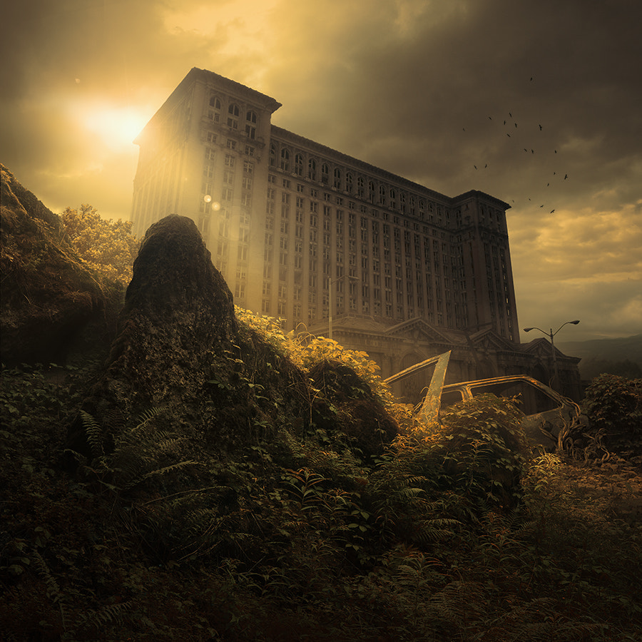 Photograph Everything Must Perish by Karezoid Michal Karcz  on 500px