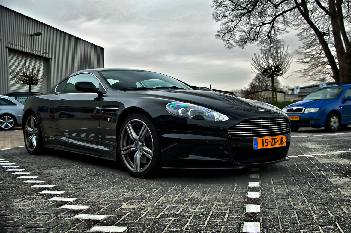 Photograph Aston Martin DB9 by lyon1845 on 500px