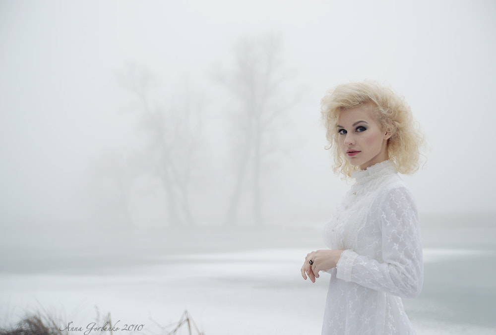Photograph winter queen by Anna Gorbenko on 500px