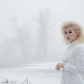 winter queen by Anna Gorbenko (Clyzma)) on 500px.com