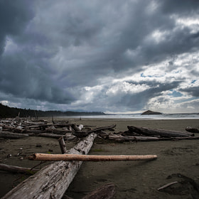 Chesterman Beach by Alan Story (Alan_Story)) on 500px.com