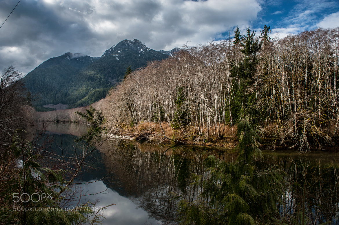 Photograph Lake Reflection by Alan Story on 500px