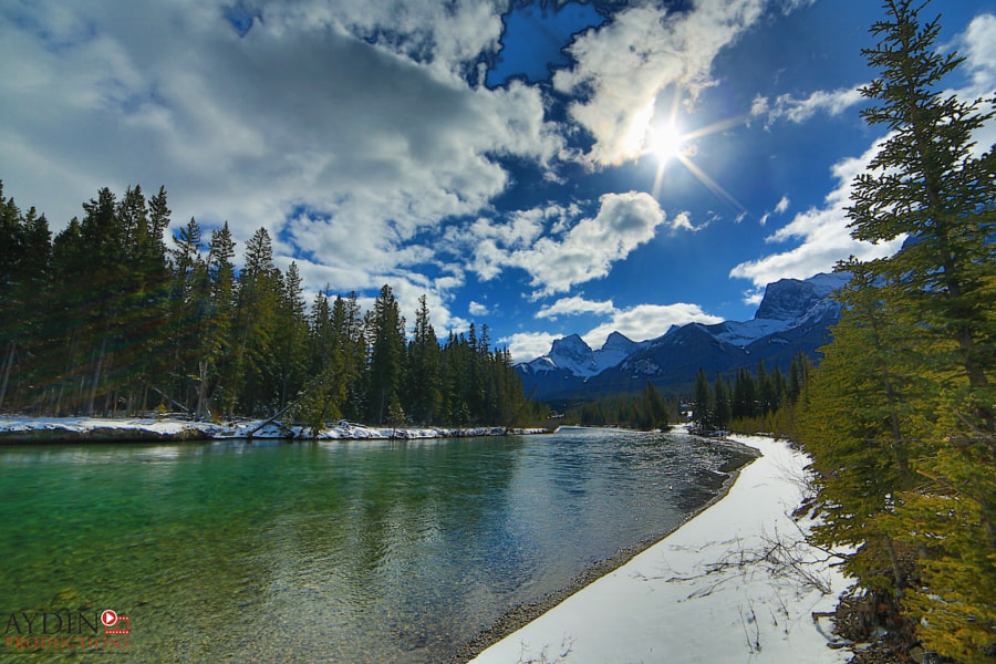 Bow River Canmore