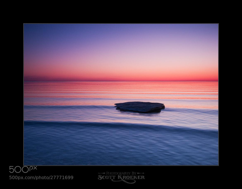 Photograph Solitude by Scott Kroeker on 500px