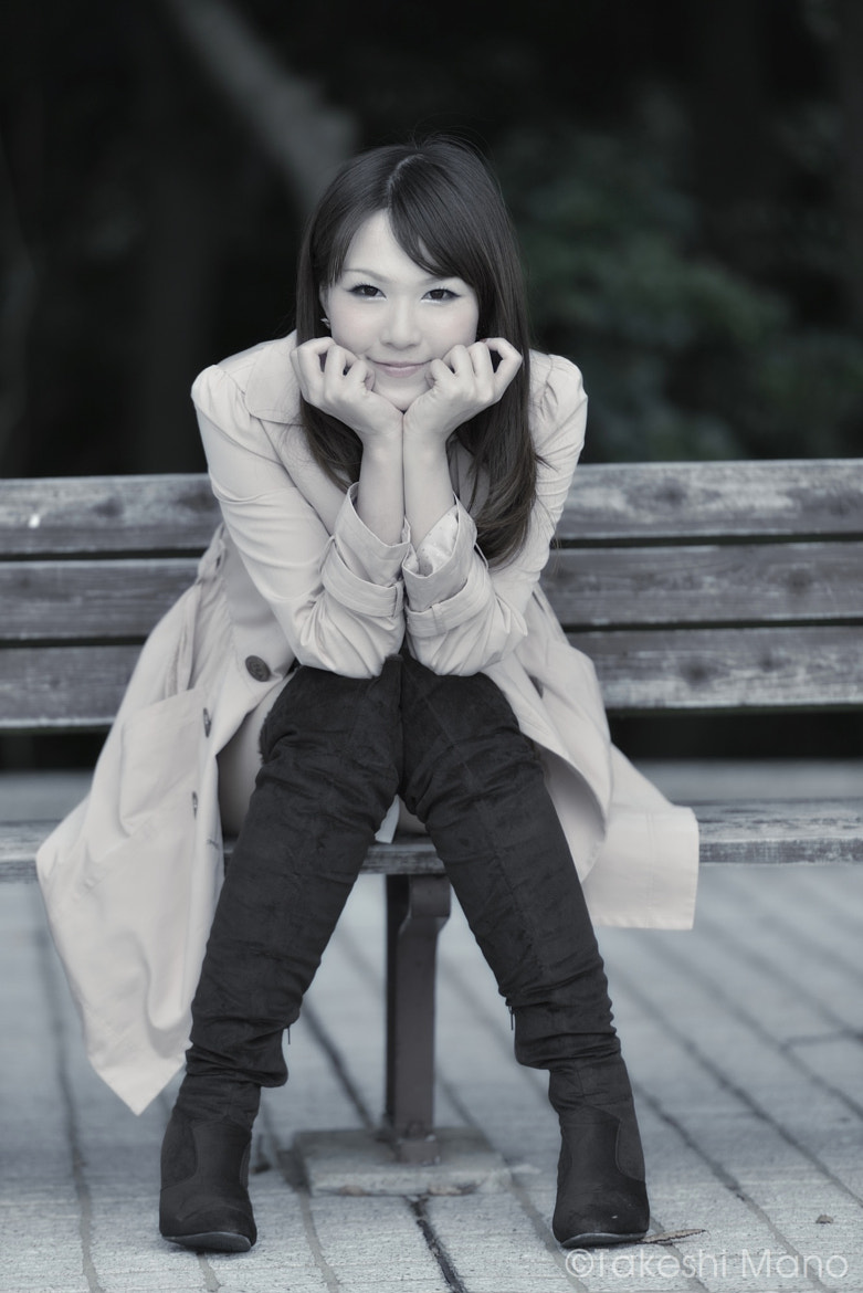 Photograph smile by Takeshi Mano on 500px