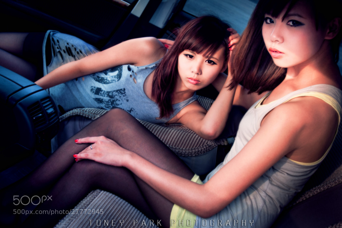 Photograph Twins by Toney Park on 500px
