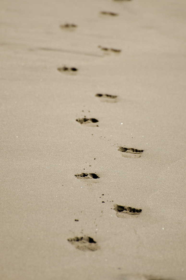 Photograph foot prints by Adam Neal on 500px