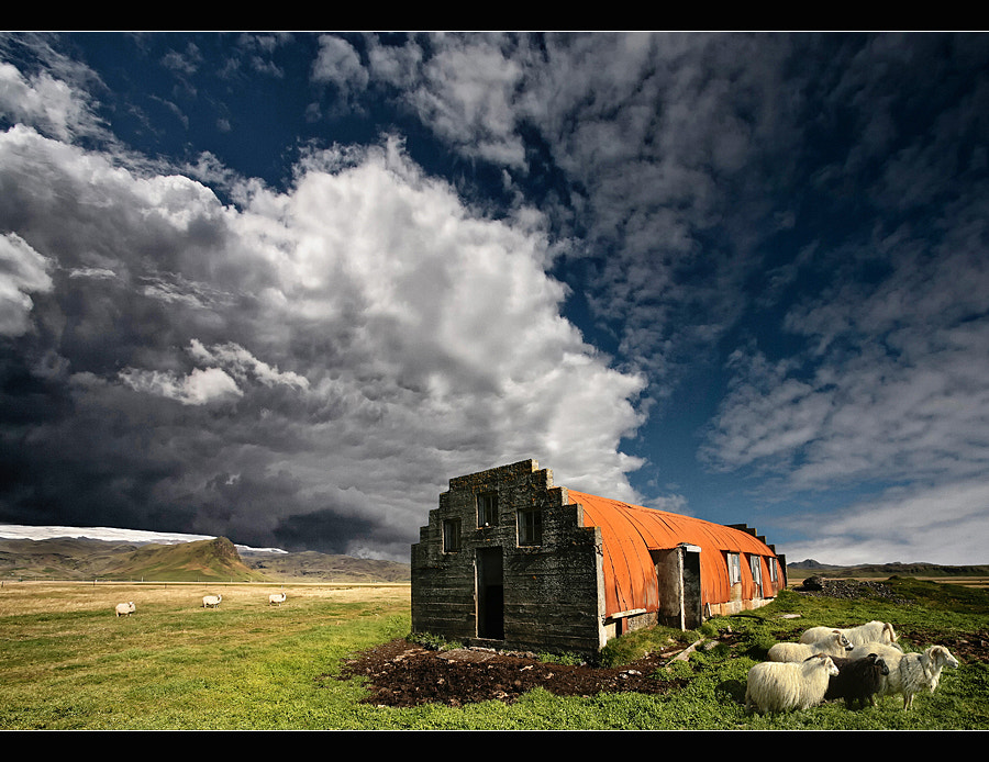 Photograph Incoming Storm by Þorsteinn H Ingibergsson on 500px